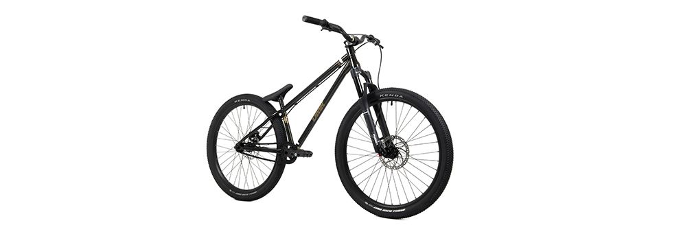 DMR SECT Pro - Complete Chromoloy Dirt Jump Bike - Cosmic Black