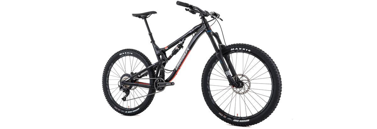 DMR SLED SLX - Full Suspension Enduro Mountain Bike - DMR Bikes