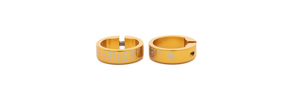 Deathgrip Collars - Gold