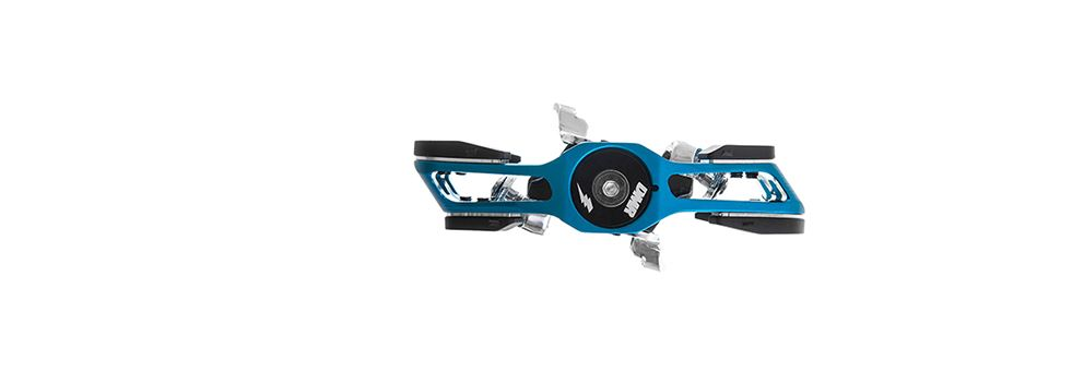 DMR V-Twin Clipless Pedal - Blue from DMR Bikes