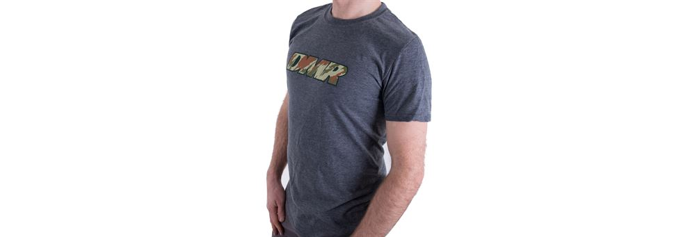 Men's grey DMR Camo T-Shirt
