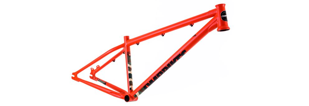 DMR Sect frame in matte tango
