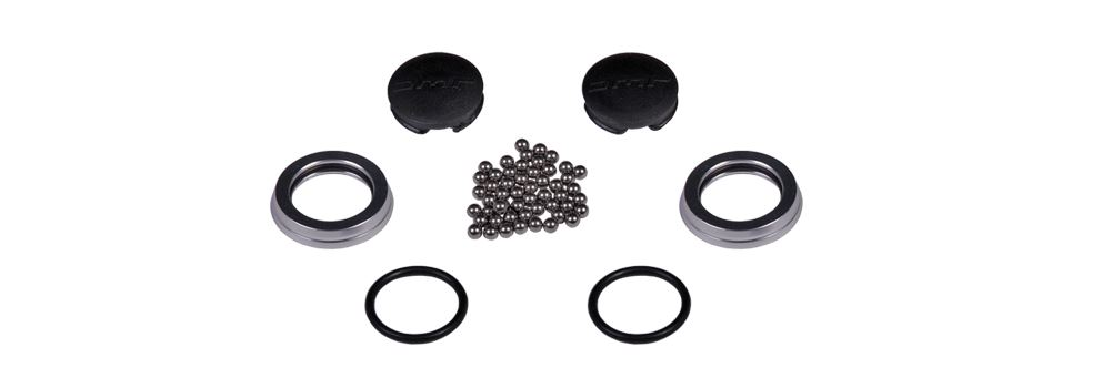 classic V8 bearings and pedal service kit