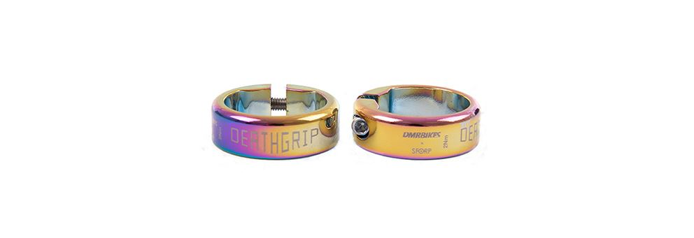 Deathgrip Collars - Oil Slick