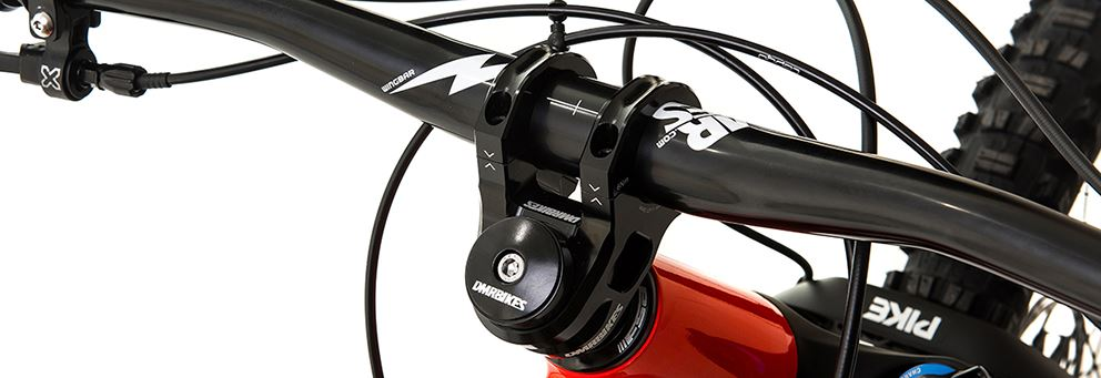 Red DMR Defy50 stem
