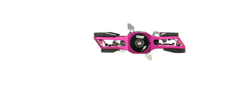 DMR V-Twin Clipless Pedal - Magenta from DMR Bikes