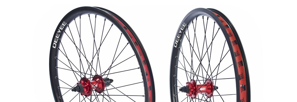 DMR Comp dirt wheels - mountain bike wheelset