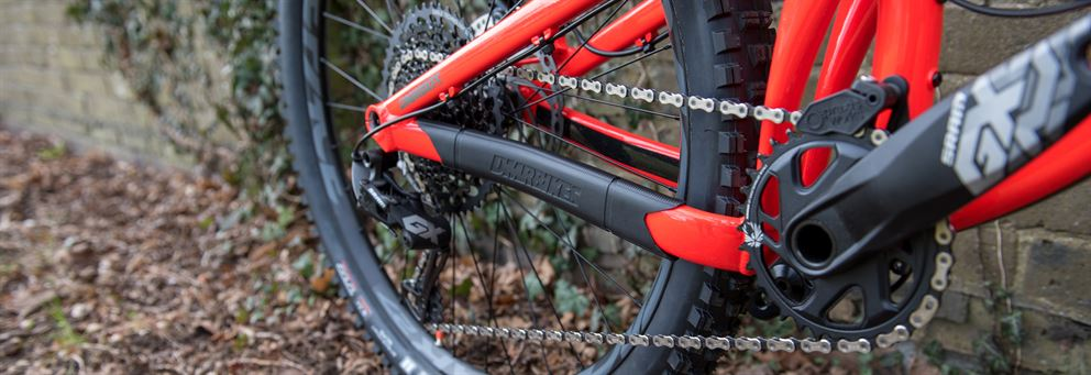 DMR SLED Chainstay Protectors