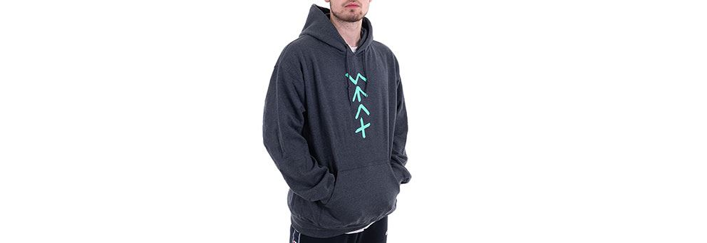 Mint Green DMR Sect Hoodie