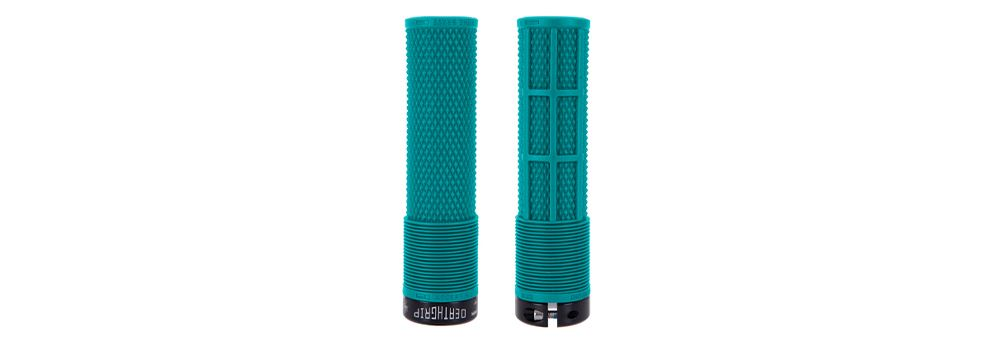 DMR - Grips - Deathgrip - Flangeless - Turquoise