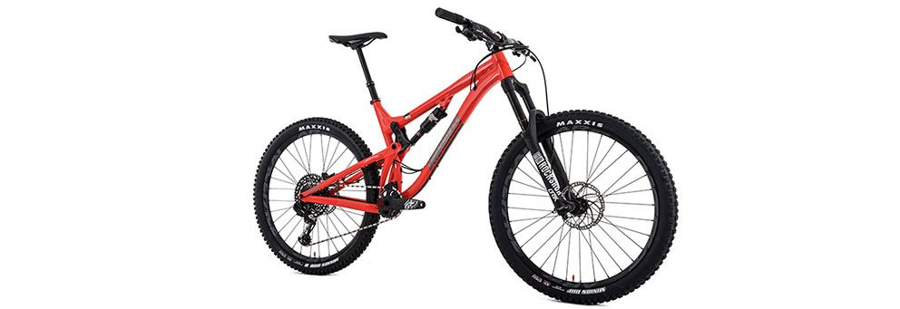 DMR SLED Full Suspension GX Eagle Mountain Bike 2019