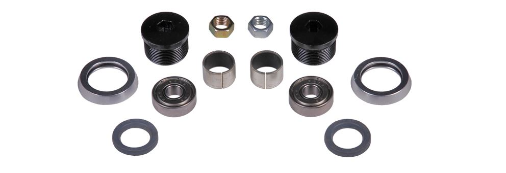 Classic DMR V12 bearings and pedal service kit