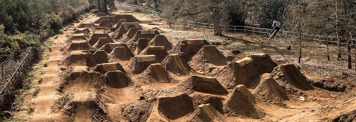 DMR Sect Frame | Dirt Jump Frame - DMR Bikes