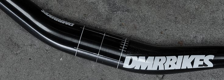 DMR Bikes - dirt bike and jump bike handlebars