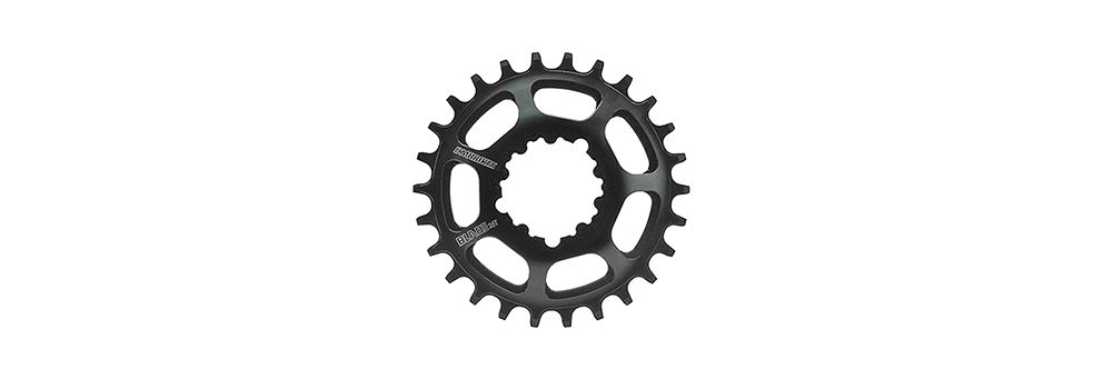 4mm aluminium direct mount chainring